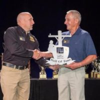 Tommy Greer Inducted into International Lineman's Hall of Fame