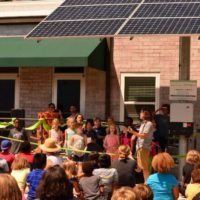 NC GreenPower Supports Middle School Solar Array