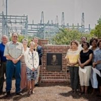 Central Electric Honors Former Director
