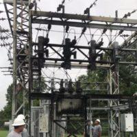 Albemarle EMC Linemen Take Quick Action on Equipment Failure