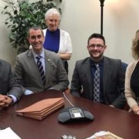 Surry-Yadkin EMC Meets with U.S. Rep. Foxx