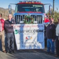 Haywood EMC Distributes Funds to Local VFDs