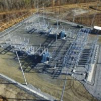 Tideland EMC Energizes New Substation
