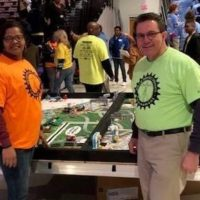 Halifax EMC and Roanoke Electric Sponsor Robotics Tourney