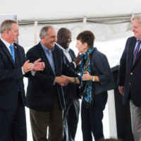 North Carolina's Electric Cooperatives Join Duke Energy to Celebrate New Natural Gas Plant