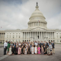 Students Get Up-Close Look at Our Nation's Capital and Political Process During 2018 Youth Tour
