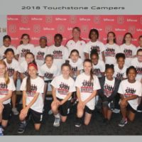 Touchstone Energy Sports Camp Scholarship Recipients Attend Summer Basketball Camp