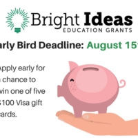 Bright Ideas Early Bird Deadline is Aug. 15