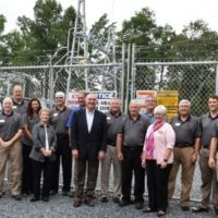 Randolph EMC Brings New Substation Online