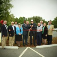 Randolph EMC Celebrates New Electric Vehicle Charging Stations at N.C. Zoo