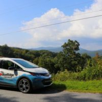 Co-ops Highlight Electric Vehicle Charging & Tourism During National Drive Electric Week