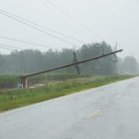 N.C. Electric Cooperatives Begin Making Power Restoration Progress