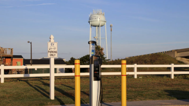 N.C. Electric Cooperatives to Invest $1 Million in Rural Electric Vehicle Charging Network