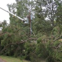 N.C. Co-op Crews Continue Restoration Work, Bring Outages Down to 38,000