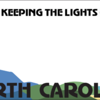"Apply Now for a ""Keeping the Lights On"" Special License Plate"