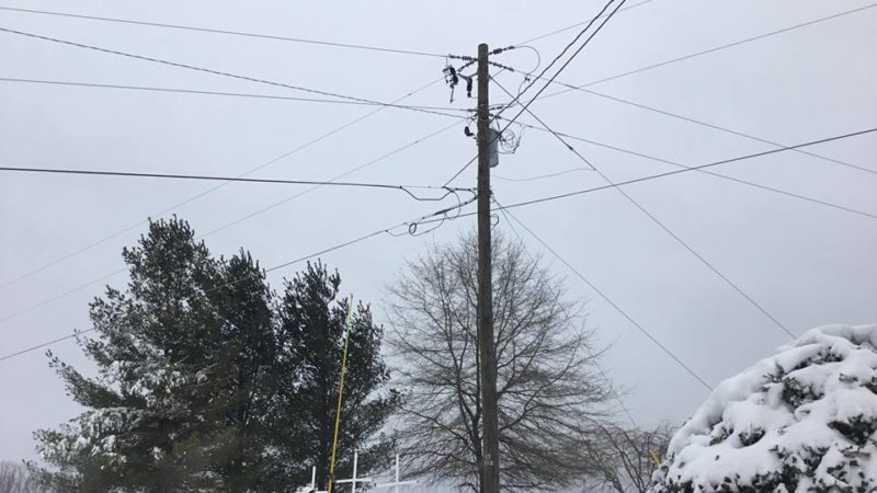 N.C. Electric Cooperatives Continue Power Restoration Work, Reduce Outages to 11,300