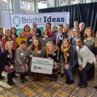 Bright Ideas Grants Fund More Than 600 Projects in Schools Across North Carolina