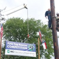 Pole Top Competition Rescheduled for May