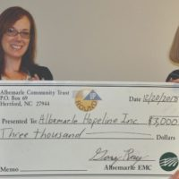 Albemarle EMC Community Grants Pass $1 Million Mark