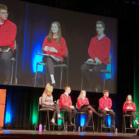 NC Youth Leadership Council Delegate Presents at National Meeting