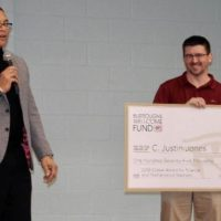 Co-op Kenan Fellow Wins Educational Grant for Anson County Schools