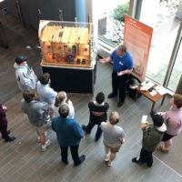 STEM Students Tour Statewide Facilities