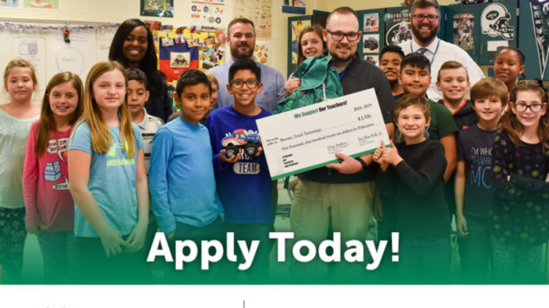NC Teachers Can Now Apply for Bright Ideas Grants to Fund Innovative Classroom Projects