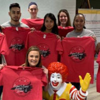 Sport a Shirt and Support a Family at the Ronald McDonald House of Eastern North Carolina