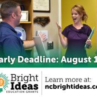 Bright Ideas Early Bird Deadline Fast Approaching