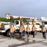 N.C. Electric Cooperatives Begin to See Impacts from Hurricane Dorian