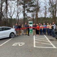 North Carolina's Electric Cooperatives Expand Electric Vehicle Charging Network with New DC Fast Chargers