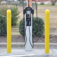 Albemarle EMC Installs Level 2 EV Charger