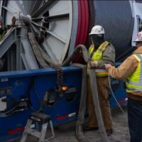 Tideland EMC Submarine Cable Project Gets Underway