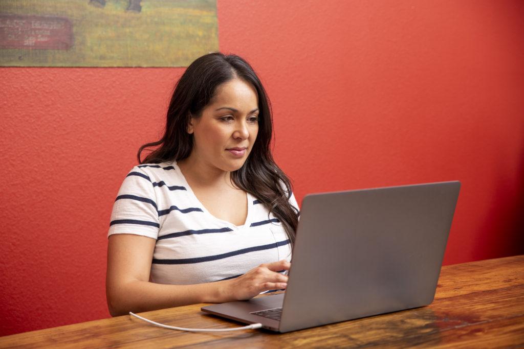 Cooperative Member using computer