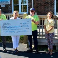 Cape Hatteras Electric Cooperative Awards Grants to Support Local Community Services