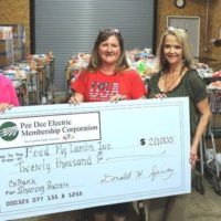 Pee Dee Electric Supports Local Charity with Sharing Success Grant
