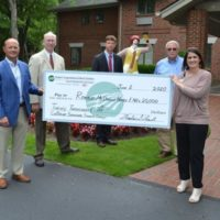 Co-ops Present $20,000 to Ronald McDonald House of Eastern NC