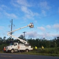 N.C. Electric Cooperatives' Outages Reduced to 40,000