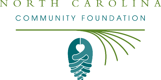 North Carolina Community Foundation logo