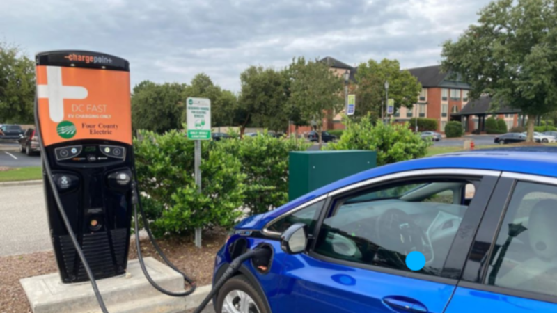 Plug-in NC Celebrates National Drive Electric Week With an All-Electric Road Trip