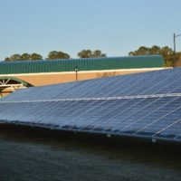 Roanoke Electric Among Co-ops Using Dept. of Energy Grant for Solar Programs
