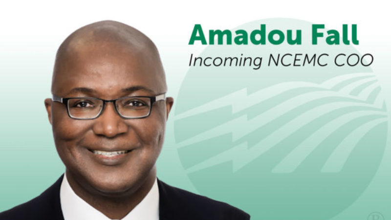 North Carolina's Electric Cooperatives Names Amadou Fall as New Chief Operating Officer