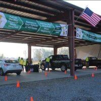 Tri-County EMC Holds Drive-thru Annual Meeting