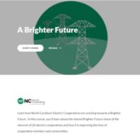 North Carolina's Electric Cooperatives Supports Virtual Learning through STEM Partnership