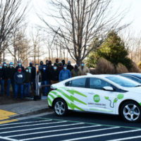 Surry-Yadkin EMC Partners with Surry Community College & Surry Communications to Provide Electric Vehicle Chargers