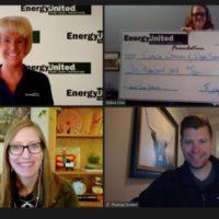 EnergyUnited Foundation Awards $10,000 to Cancer Services Inc.