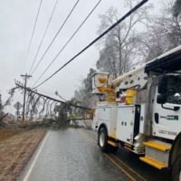 NC Electric Co-ops Respond to Winter Weather