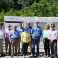 Eagle Chase Microgrid Draws a Crowd